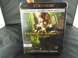 The hunger games a hero journey begins  4K UlTRA HD