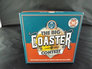 The big coaster contest   30 games   challenges