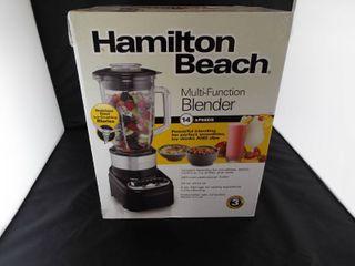 Hamilton beach multi function blender
