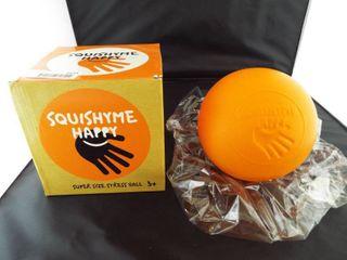 Squishyme happy super size stress ball