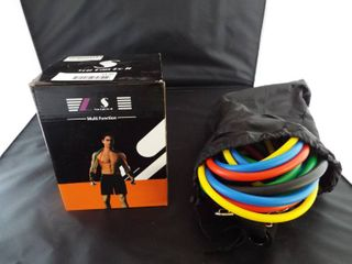 Exercise resistance gym training sport bands