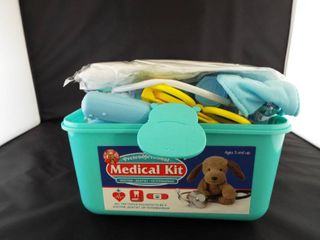 Pretend fessional medical kit