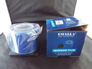 Emalla barrier film