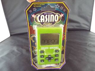Electronic casino game