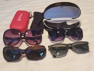 lot of Four Pairs of Sunglasses