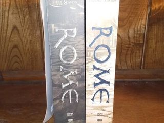 Rome DVD First and Second Season Box Sets