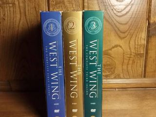 The West Wing Seasons 1 3 DVD Box Sets