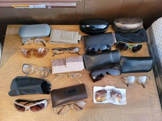 lot of Reading and Sunglasses   Varies Brands and Styles