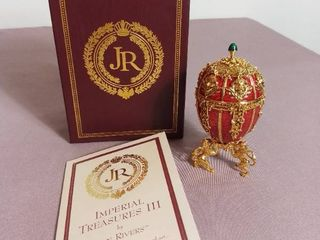 Imperial Treasures by Joan Rivers Series 3   The First in the Series The Angel Egg