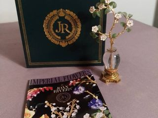 Imperial Flowers by Joan Rivers   First in Series   Japonica