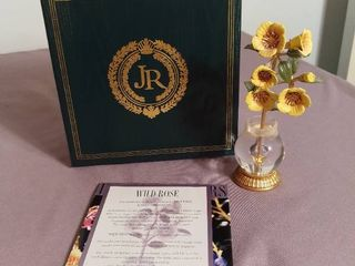 Imperial Flowers by Joan Rivers   Fourth in Series   Wild Rose