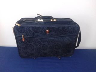 Protocol Rolling Carry on Suitcase
