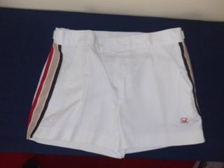 Vintage Size 34 Jimmy Connors by Robert Bruce Tennis Shorts