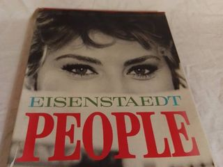 People by Alfred Eisenstaedt A Studio Book   The Viking Press