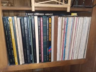 Huge lot of Classical Music Records