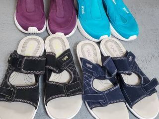 lot of 4 Paira of RYKA Woman Shoes  9M