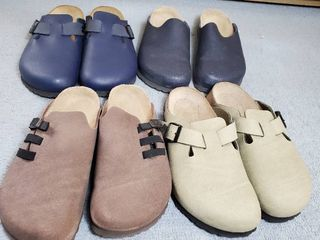 lot of 4 Pairs of Woman Shoes  l8  M6