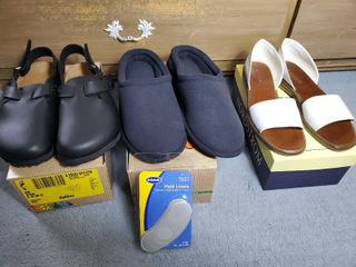 lot of 3 Pairs of Woman Shoes 8 5