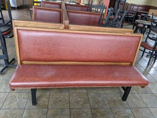 Single Booth Seat