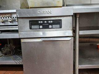 Dean Natural Gas Fryer CFD160GNC  150000 BTU Per Hour