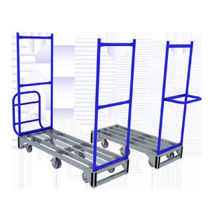 Aluminum Utility Cart  No Handle