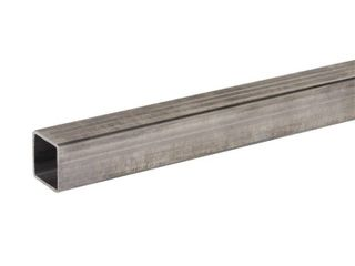 Everbilt 3 4 in  x 36 in  Plain Steel Square Tube with 1 16 in  Thick