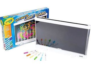 Crayola Ultimate light Board Drawing Tablet  Gift for Kids  Ages 6