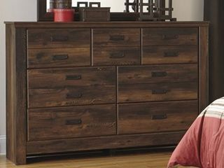 Dresser  Ashley Furniture Dresser Brown