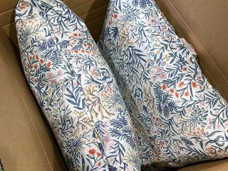 Arden Selections Pistachio Botanical Outdoor 24   l  x 24  W  x 5 75   H  Retail   62 99