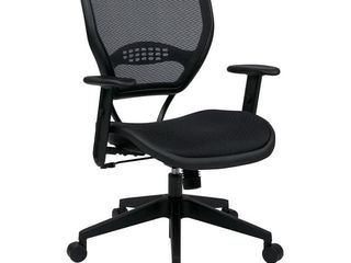 Office Star Professional Air Grid Deluxe Office Chair  Retail   203 39