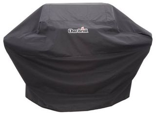 Char Broil Black Grill Cover 44 in  H x 62 in  W x 25 in  D Performance 3 4 Burner   Retail   66 99