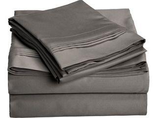 1000 Thread Count Premium Egyptian Cotton   King Bed Sheet Set Retail   99 99