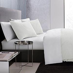 Vera Wang Waffle Pique Comforter Set   Retail   159 99