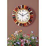 Handmade Clock Multicolor   Retail   69 99