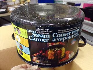 NEW CANNER COOKER NIB