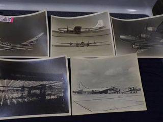 AIRPlANE PHOTO S   8 X 10