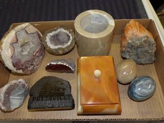 GEODES AND MORE