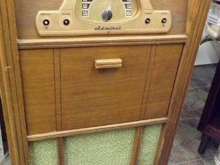 ADMIRAl RADIO W PHONOGRAPH