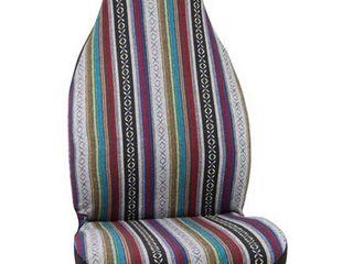 Bell Automotive 22 1 56258 8 Baja Blanket Universal Bucket Seat Cover