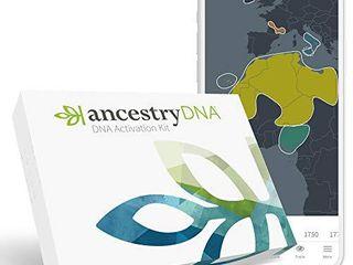 AncestryDNA  Genetic Ethnicity Test  Ethnicity Estimate  AncestryDNA Test Kit  Health and Personal Care