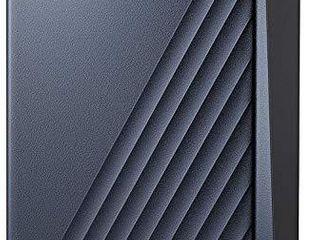 WD 5TB My Passport Ultra Blue Portable External Hard Drive  USB C   WDBFTM0050BBl WESN