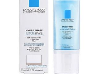 la Roche Posay Hydraphase Intense light Rehydrating Face Moisturizer   1 69oz