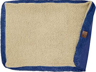 Floppy Dawg Universal Dog Bed Cover Replacement Blue Beige l