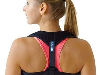 Posture Corrector for Men   Women   Adjustable Shoulder Posture Brace   Figure 8 Clavicle Brace for Posture Correction and Alignment   Invisible Thoracic Back Brace for Hunching