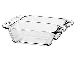 Anchor Hocking 1 5 Quart Premium loaf Dish  Set of 2