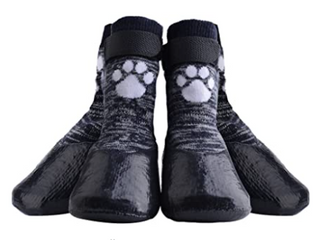 KOOlTAIl PET SOCKS NON SKID protections for injuries on slick surfaces paws warm fashionable XXl