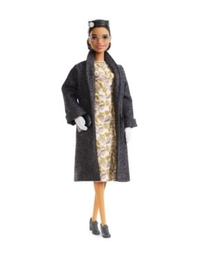 Barbie Inspiring Women Rosa Parks Doll with Accessories