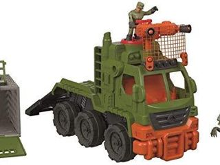 Fisher Price Imaginext Jurassic World Dinosaur Hauler