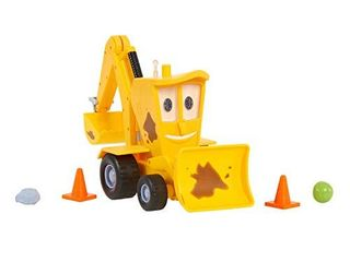 The Stinky   Dirty Show Backhoe loader Deluxe Vehicle   Amazon Exclusive