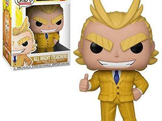 Funko 42932 POP  Vinyl MHA S3   Teacher All Might My Hero Academia Collectible Figure  Standard  Multicolor